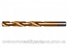 Свердло по металу титанове YATO : HSS-TIN, Ø= 13.0 мм, l= 151/101 мм