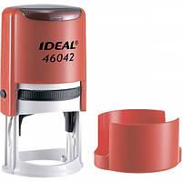 Оснастка для круглой печати пластмассовая d42 мм. IDEAI/Китай