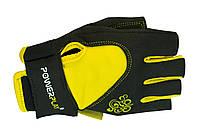 Перчатки для фитнеса PowerPlay 1728-D женские размер S, фото 1