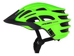 Шлем велосипедный P701052 Axon Choper S-M Green