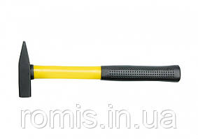 Молоток слюсарний VOREL з склопластик. ручкою TUV/GS, m=100г  [6/120]