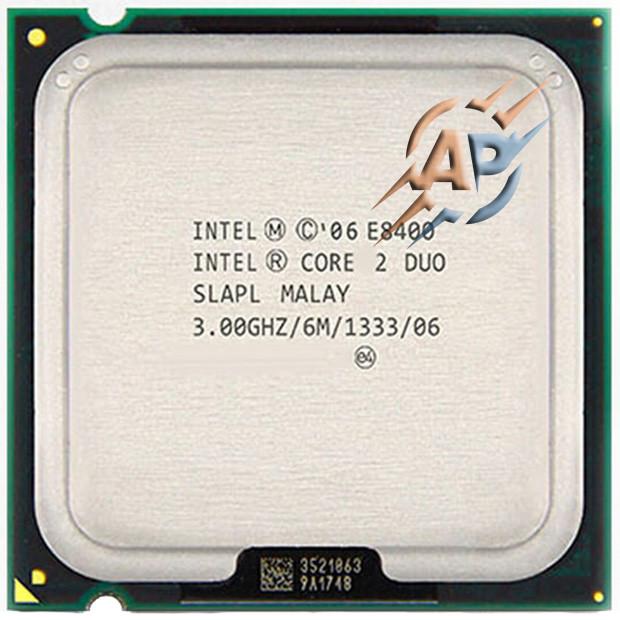 Процессор Intel Core 2 Duo E8400 3.0GHz/6MB/1333MHz LGA775 (Socket 775)