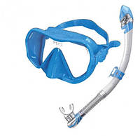 Набор Seac Sub маска Touch + трубка Vortex Dry