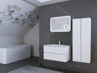 Комплект мебели Rimini 80 ясень белый