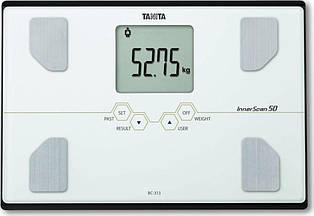 Смарт-ваги / Аналізатор Tanita BC-313 White