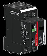 Ограничитель перенапряжения УЗИП SALTEK FLP-12,5 V/1S+1, фото 1