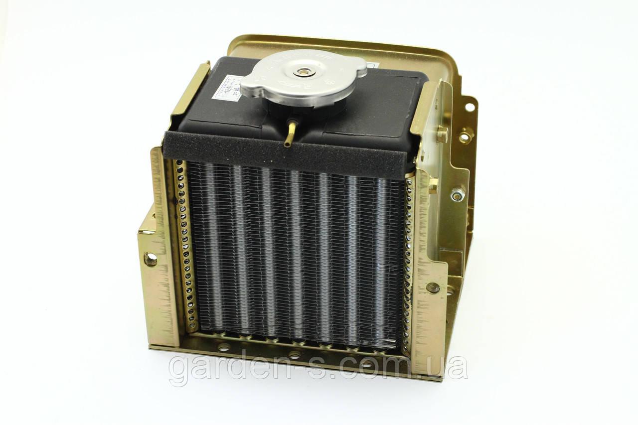 Радиатор Алюминий  (Мототракторный тип) ANDL 1-GZ / ANE R195