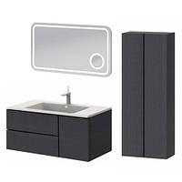 Комплект мебели Rimini 100 дуб графит