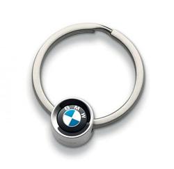 Оригинальный брелок BMW Logo Key Ring Silver (80272454771)