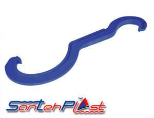 Ключ для ПНД фитинга 16х32-40х75 SantehPlast