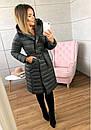 Пальто плащевка, фото 3