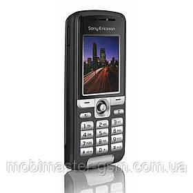 Корпус Sony Ericsson K320 черный