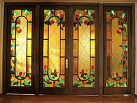 Поклейка пленки на стекло, бронирование стекла и зеркала