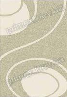 Ковер для дома Opal Cosy structure завиток цвет бежевый