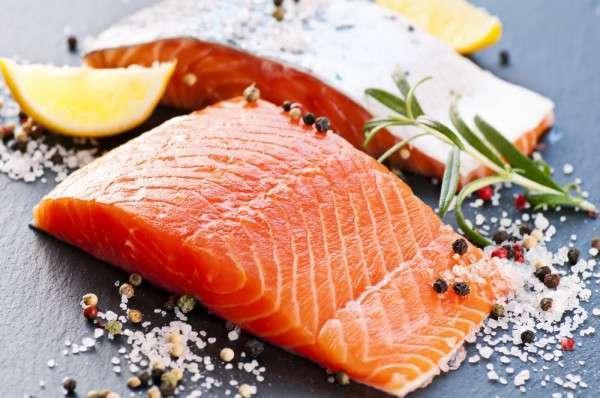 Филе лосося (семга), 1.5-2кг\шт