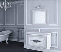 Комплект мебели Treviso 80 белый/медь