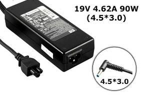 Блок питания для ноутбука HP 19V 4.74A 90W 4.5 x 3.0mm