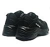 Кроссовки женские черные, фото 3