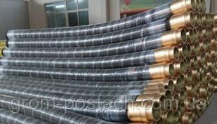 Резиновый рукав для бетононасоса 100 мм 5 м