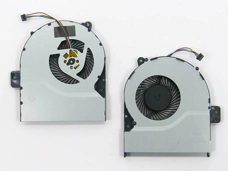 Вентилятор кулер ASUS X751L, X751LA, X751LAV, X751LD, X751LK, X751LX, X751MA, X751MD 13NB04I1P14011, фото 2