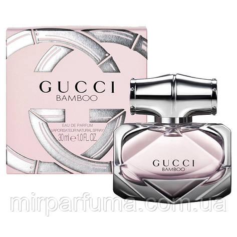 Парфюм женский Gucci Bamboo eau de parfum 30 ml, фото 2