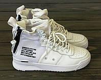 Белые ботинки на спортивной подошве Lonza JL823 WHITE размер 36 23 см, фото 1
