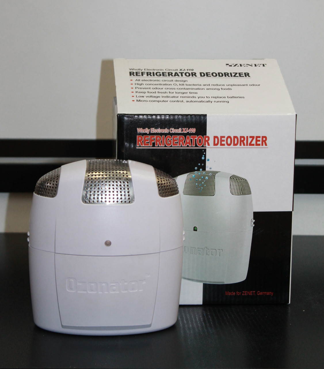 Очиститель воздуха для холодильной камеры ZENET XJ-110, фото 1