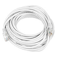 15м. Интернет кабель, патч корд, витая пара.