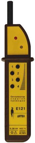 Сигналізатор прихованої проводки Е121, сигналізатор проводки ДЯТЕЛ