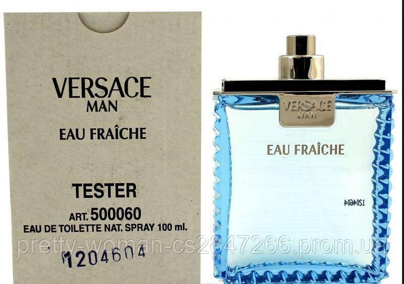 Versace Man eau Fraiche TESTER