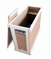 Ящик для перевезення бджолопакетів