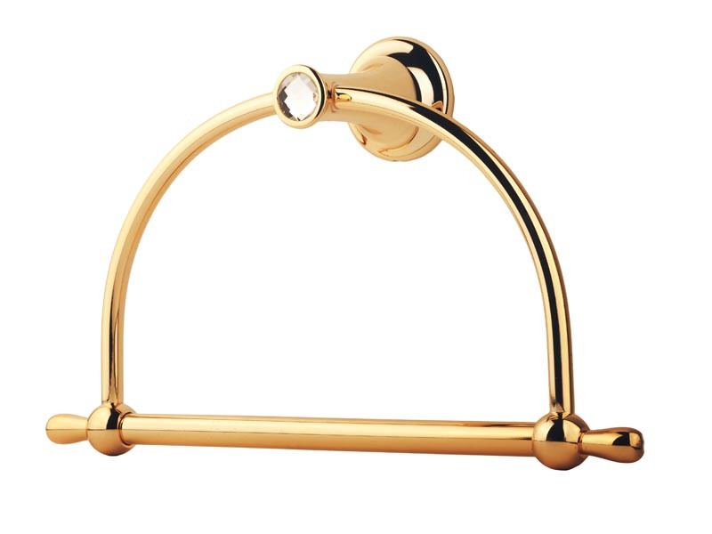 Кільце для рушника KUGU Bavaria золото
