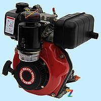 178F (OHV)-диз. двигатель,6 л.с.  ШЛИЦ. соед