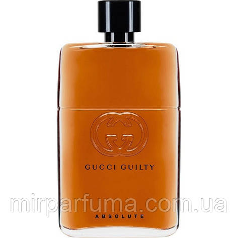 Парфюм мужской Gucci Guilty Absolute eau de parfum 90 ml tester, фото 2
