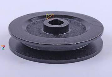 Шкив ремня привода - KRO 900