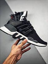 Мужские кроссовки Adidas Originals EQT Support 91/18 B37520 Black, Адидас ЕКТ, фото 3