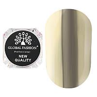 Global Fashion Mirror Powder №007, сусальное золото, 0,5 г