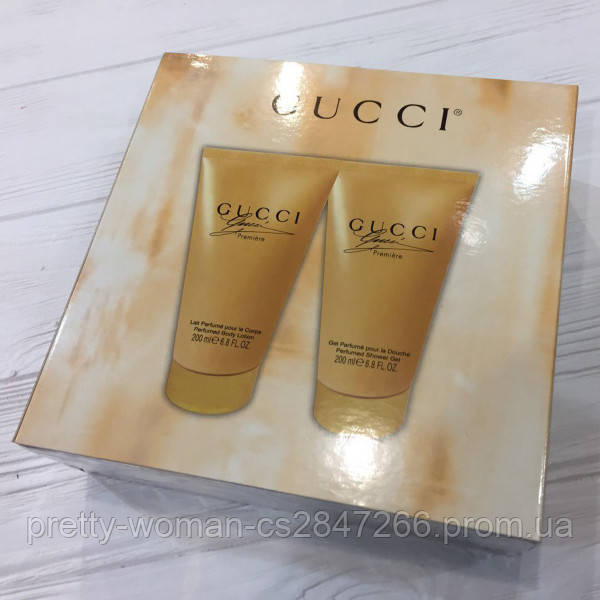 Набор косметики Gucci Premiere (Реплика)