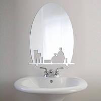 Зеркала интерьерные, зеркала для ванных комнат по индивидуальным заказам