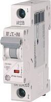 Автоматический выключатель Eaton HL-C16/1 1P 16А тип C (194731)