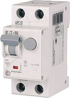 Дифференциальный автомат Eaton HNB-C20/1N/003 2P 20А 30мА тип C (195128)