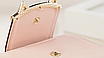 Кошелек женский розовый, фото 5