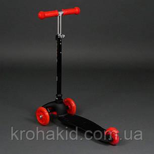 СамокатBest ScooterMini466-112  (Черный), фото 2