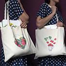 Тряпичные сумки с логотипом, фото 5