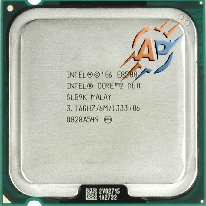 Процеcсор Intel Core 2 Duo E8500 3.16GHz/6MB/1333MHz LGA775 (Socket 775)