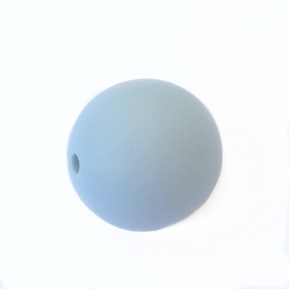 19 мм (светло-серая) круглая