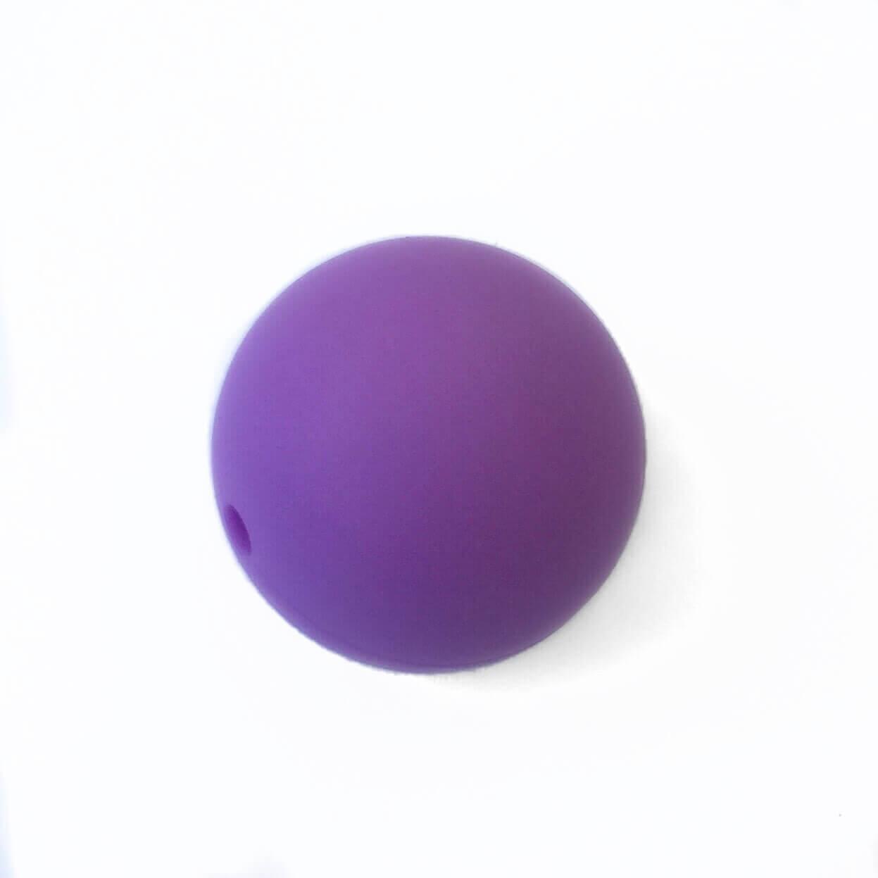 19 мм (сирень) круглая