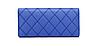 Кошелек женский синий Корона, фото 3