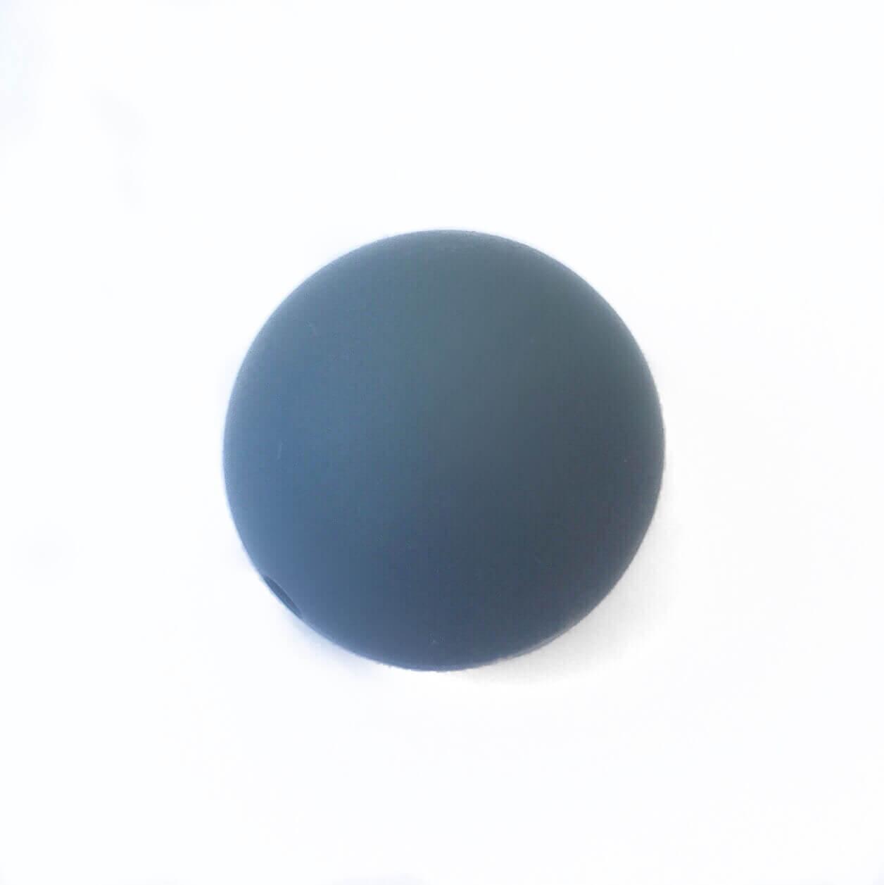 19 мм (темно-серая) круглая