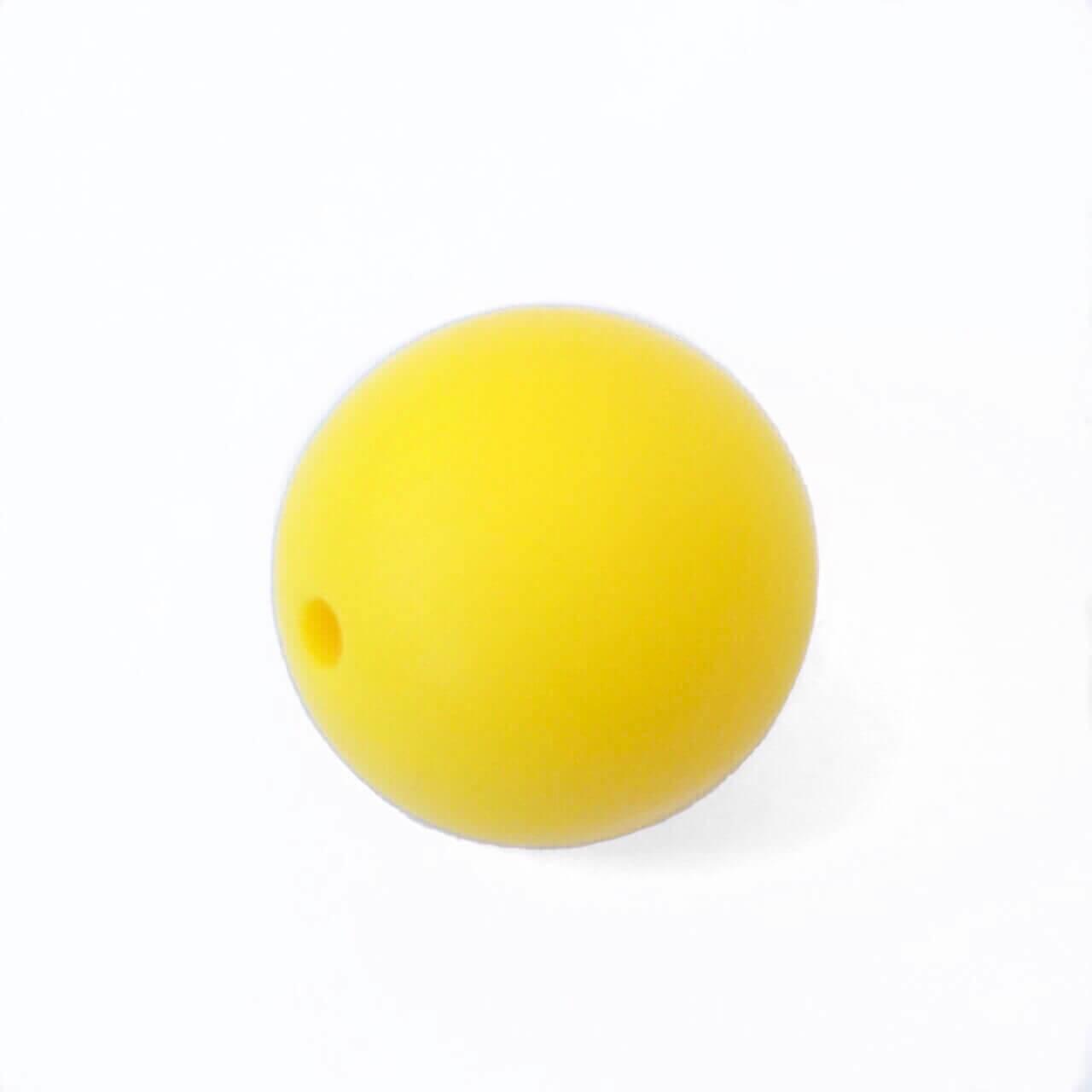 19 мм (желтая) круглая